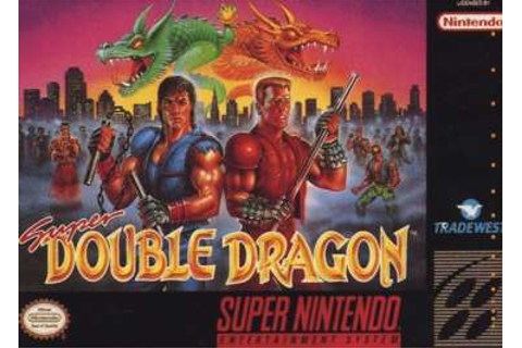 Game: Super Double Dragon [SNES, 1992, Tradewest] - OC ReMix
