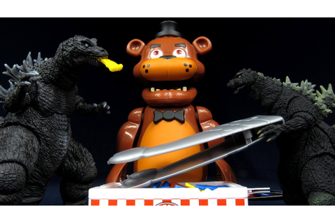 Five Nights At Freddy's Board Game - Steal The Pizza Or ...