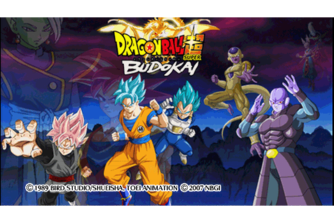 Dragon Ball Super Shin Budokai v3 PPSSPP CSO Free Download ...