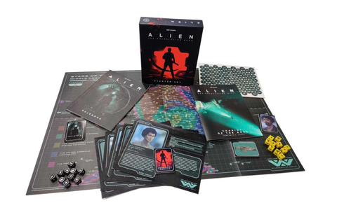 "New Module For 'Alien RPG' Tabletop Game, ""Destroyer of ..."