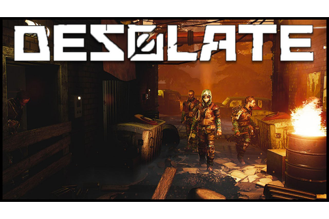 The Plot Thickens! - New Spooky Survival Game - Desolate ...