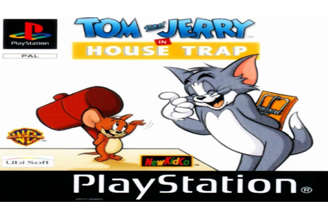 Tom and Jerry in House Trap (PS1) Walkthrough Part [FULL ...