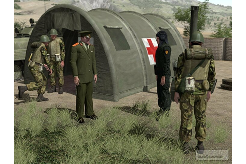 games: ArmA: Armed Assault game