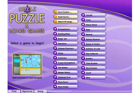 Hoyle Puzzle and Board Games 2008 Game Download | UCLICKGames