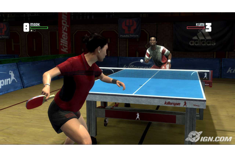 [XBOX 360] Table Tennis - Consoles, PCs e Jogos - vgBR.com ...