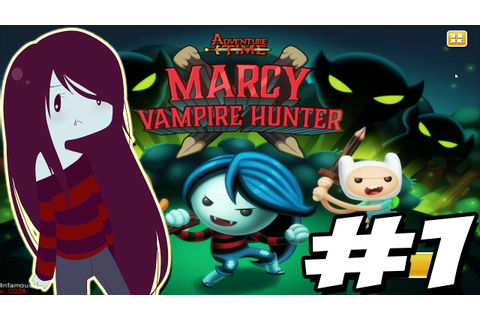 Cartoon Network Games | Adventure Time | Marcy Vampire ...
