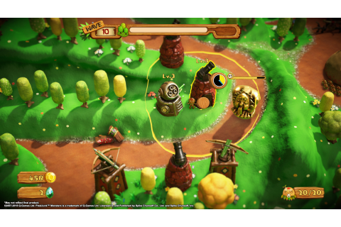 PixelJunk™ Monsters 2 - Spike Chunsoft