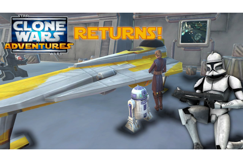 Clone Wars Adventures Returns with Style! - YouTube