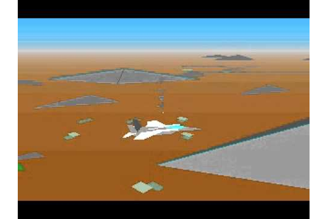 [PC DOS] F-15 Strike Eagle 2 - Gameplay - YouTube