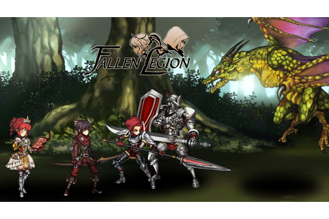 Fallen Legion Game | PSVITA - PlayStation