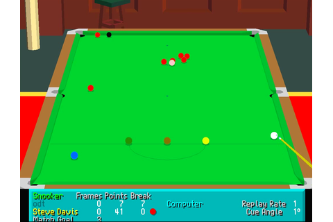 Virtual Snooker Download Game | GameFabrique