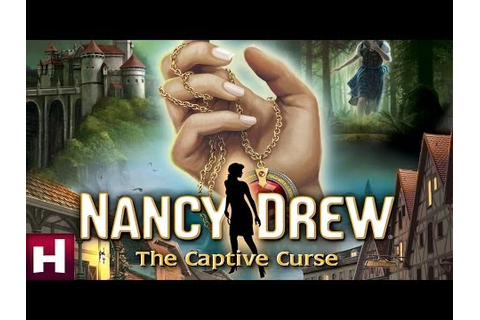 Nancy Drew: The Captive Curse Official Trailer - YouTube