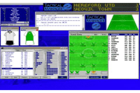 Tactical Manager 2 download PC