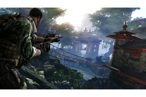 Download Game Sniper Ghost Warrior 2 Siberian Strike ...