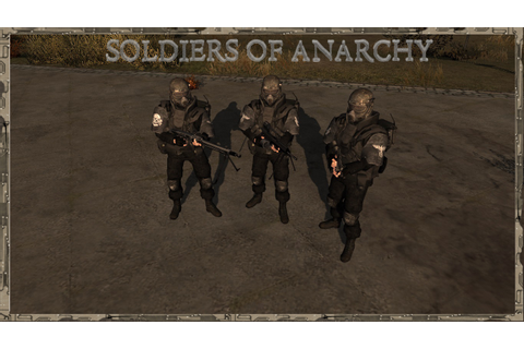 Foshisty image - Soldiers of Anarchy mod for Men of War ...