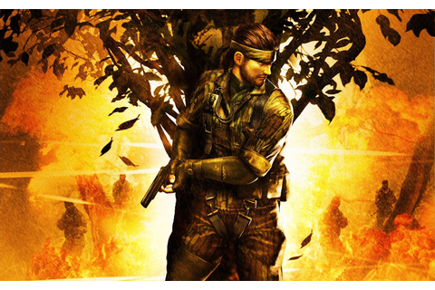 Late to the Game: Metal Gear Solid 3: Snake Eater