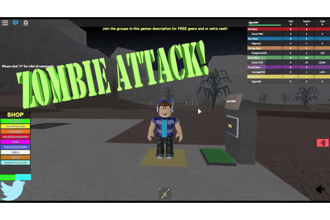 Roblox Youtube Tycoon Game Zombie Tycoon On Qwant Games