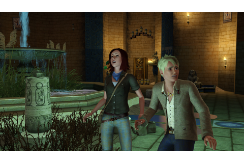 The Sims 3: World Adventures on Qwant Games