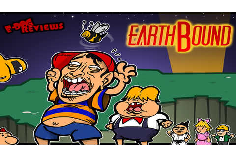 Earthbound Review (Wii U) - YouTube