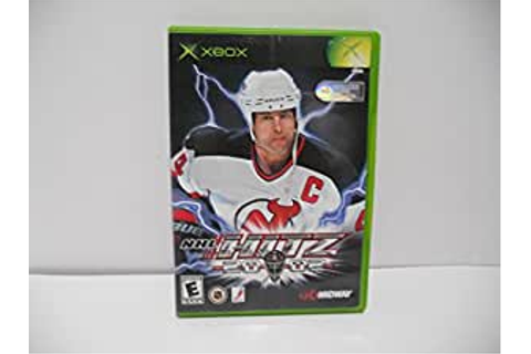 Amazon.com: NHL Hitz 2002: Video Games