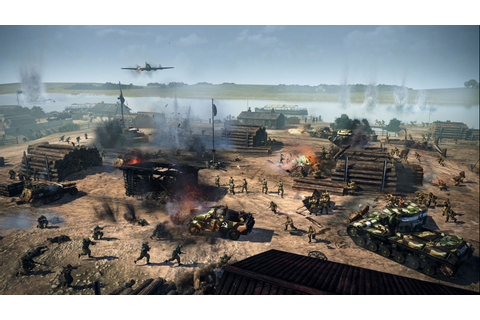Company of Heroes 2 - Southern Fronts Mission Pack ...
