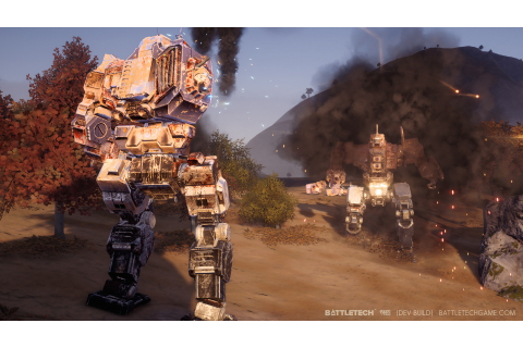 'BattleTech' Brings 'MechWarrior 2: Mercenaries' into a ...
