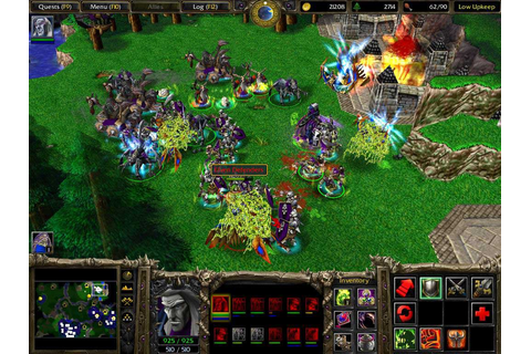 Warcraft 3 Reign Of Chaos Game - Free Download Full ...