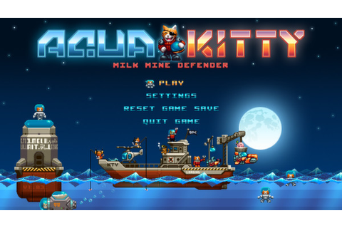 Aqua Kitty Milk Mine Defender Free Game Full Download ...
