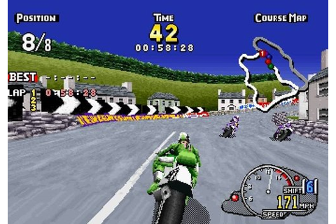 MANX TT Super Bike Game - Free Download Full Version For PC