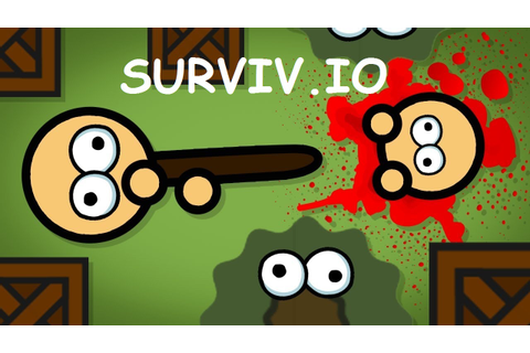 Surviv.io - Play Now! - VeVe Games