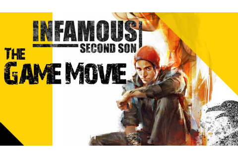 Infamous: Second Son (The Game Movie) - YouTube