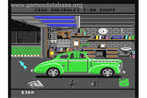 Street Rod - Commodore 64 - Games Database