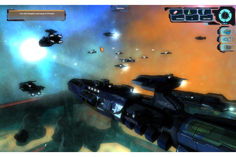 gemini wars game picture 1 image - Dark Force,Science ...