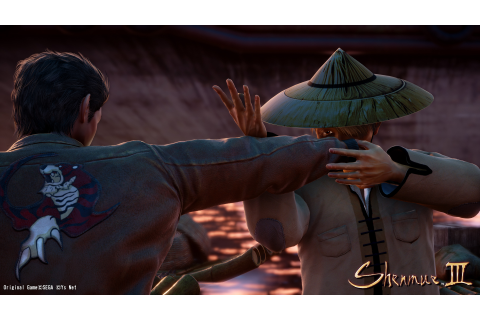 Shenmue III Gets Lovely Screenshots & First Teaser Trailer ...