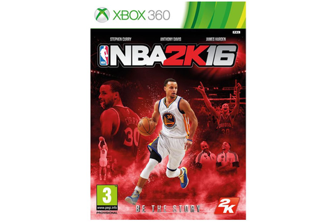 NBA 2K16 - Xbox 360 Game | Multirama.gr