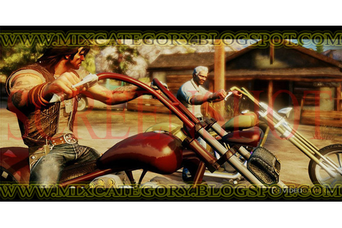 Ride To Hell Retribution PC Game Free Download | MIX CATEGORY