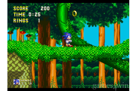 Sonic and Knuckles. Download and Play Sonic and Knuckles ...