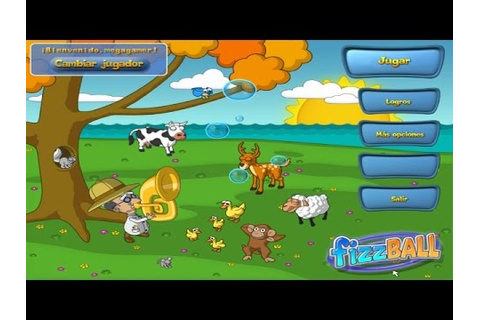FizzBall (PC GAME) - YouTube