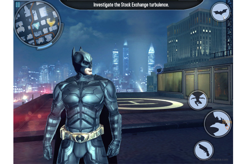 The Dark Knight Rises for iOS and Android game review