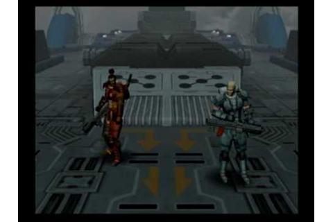 Neo Contra: Mission 4 (PlayStation 2) - YouTube