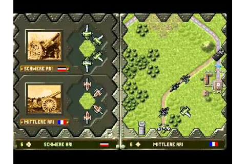 Lets Play Retro - History Line 1914-1918 ( Karte 01 ...