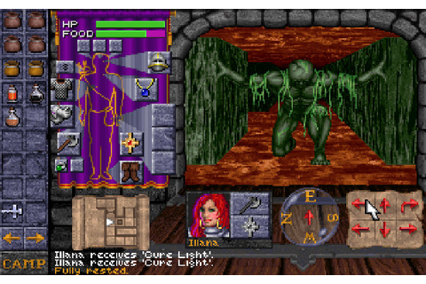 The Forgotten Realms Archives Now On GOG For Linux, Eye Of ...