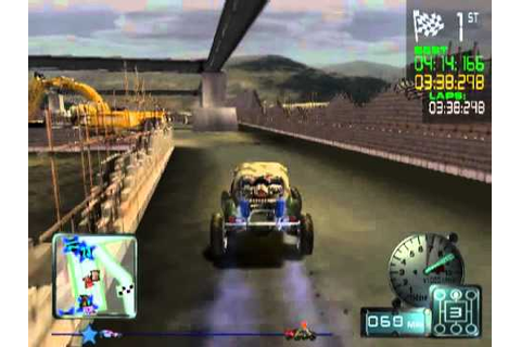 Wild Wild Racing (PS2 Gameplay) - YouTube