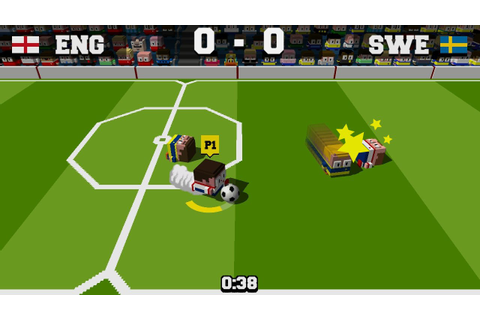 Soccer Slammers (Switch eShop) News, Reviews, Trailer ...