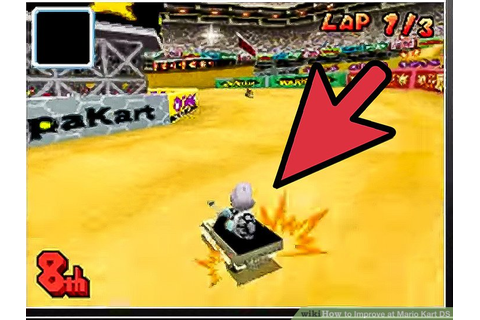 How to Improve at Mario Kart DS: 13 Steps (with Pictures)