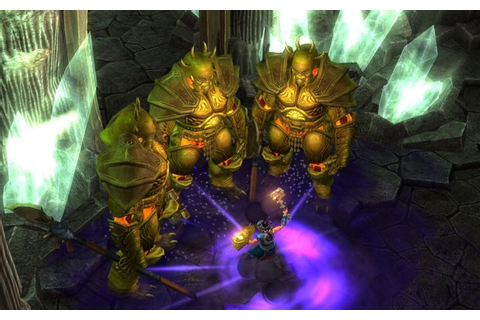 Titan Quest Immortal Throne Free Download Game