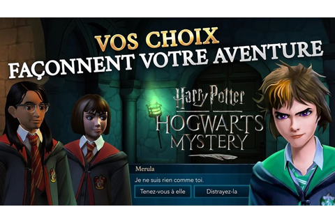 Harry Potter Secret à Poudlard, guide : énergie gratuite ...