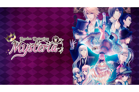 London Detective Mysteria coming to PC this summer - Gematsu