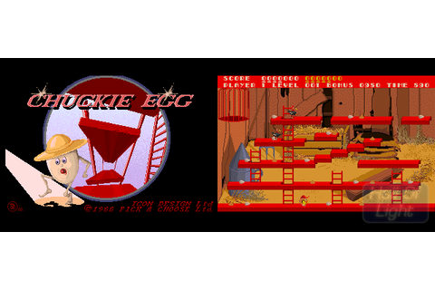 Chuckie Egg : Hall Of Light – The database of Amiga games
