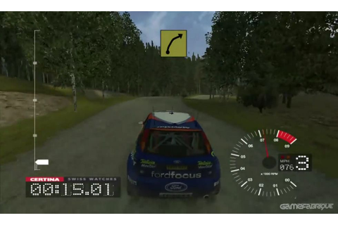 Colin McRae Rally 3 Download Game | GameFabrique